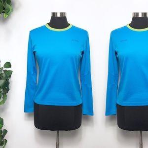 Arc'teryx Blue Pullover Top Women's Size - Medium